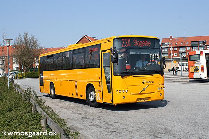 bus 234 slagelse